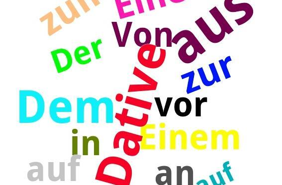 THE GERMAN DATIVE