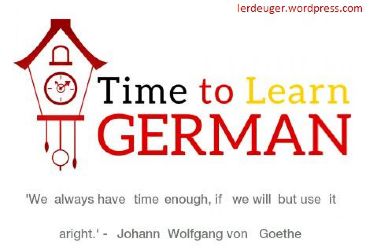 Learn german easily for free